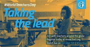 Blíži sa 5. október -Svetový deň učiteľov