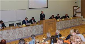 Konferencia Univerzitnej odborovej organizácie pracovníkov Technickej univerzity vo Zvolene