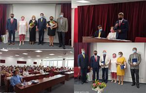 Konferencia Rady ZO OZ PŠaV SŠ a Z Vsl.regiónu
