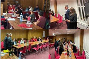 Rokoval výbor Rady ZO OZŠ SŠ krajov Banská Bystrica, Trenčín, Žilina