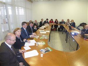 Stretnutie signatárov Deklarácie k plánu úloh ministerstva školstva na rok 2016