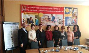 Zasadnutie sekcie pedagogických zamestnancov ŠKD