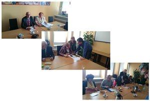 Rokovanie profesijnej sekcie pedagogických zamestnancov SOŠ študijných a učebných odborov