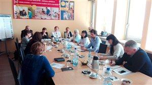 Rokovanie výboru profesijnej sekcie zamestnancov špeciálnych škôl a špeciálnych školských zariadení