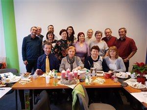 Výbor Rady ZO OZ PŠaV na Slovensku, Združenie stredného školstva v krajoch BB, TN a ŽA hodnotil rok 2018