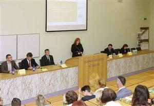 Výročná členská  schôdza na TU Zvolen